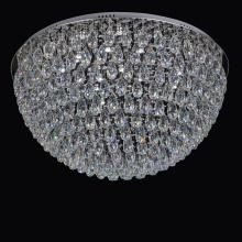 interior decor metal chandelier round ball crystal chandelier