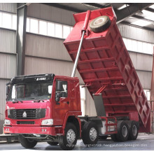 HOWO Tipper Truck Use for Sand Zz3317n4367