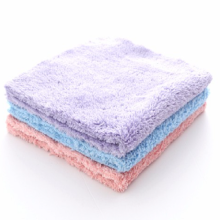 High Quality Wholesale Coral Fleece Microfiber Cloths