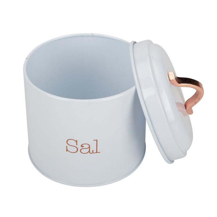 Salt Canister Metal