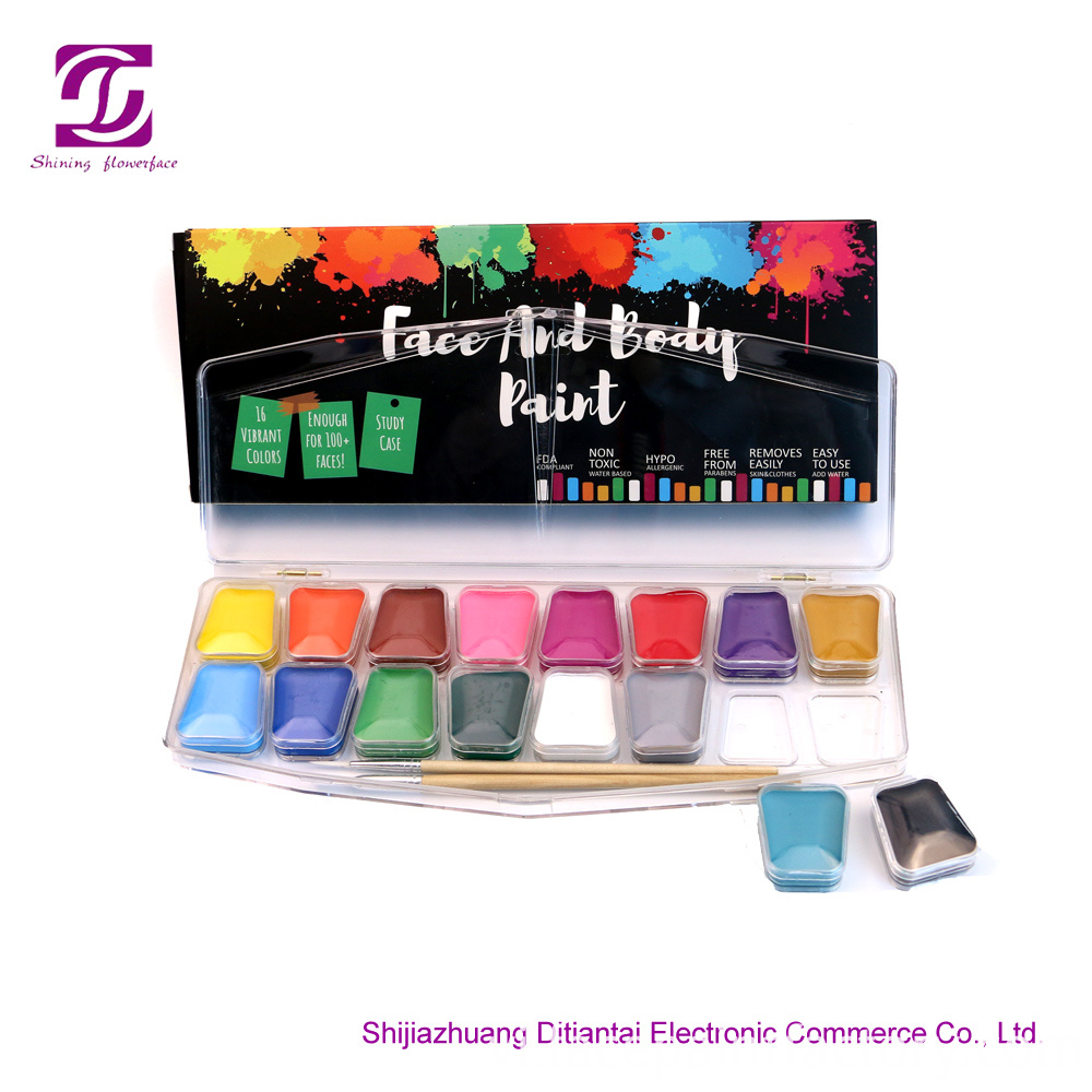 Face Paint Palette4