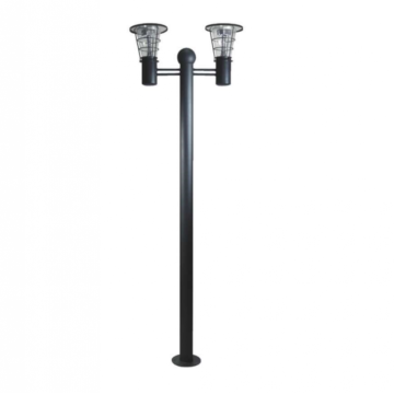 7W Outdoor LED Solar Garden Light