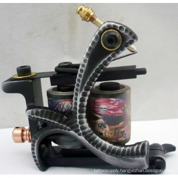 New Style 10 Wraps Professional Tattoo Machine Tattoo Gun