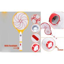 Fly Zapper Swatter Insect Racket Bug mit Taschenlampe Elektronische Moskito-Mörder