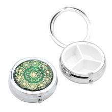 Metall Pill Box Mini Pill Box