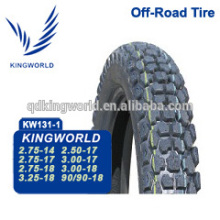 2.75-18 6 Grip Tyre With Tube