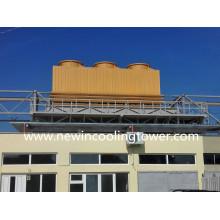 Newin Plaza Torre de Enfriamiento Ganó el Acuerdo de los Clientes