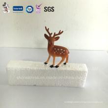 Новый Персонализированный Профессиональный Производим Пластиковые Подстилки Олень Рождественский Торт Украшения