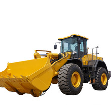 5t Hydraulic Wheel Loader with Best Price
