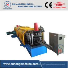 Heavy Duty Warehouse Pallet Storage Rack Column Forming Machine