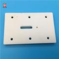 высокотемпературная промышленная плита глинозема 99% керамическая