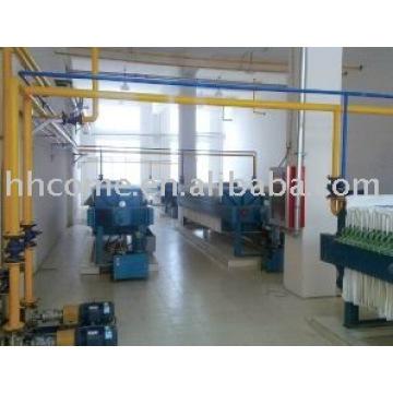 Palmölfraktionierungsmaschine