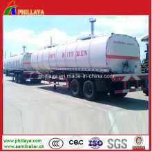 Asphalt Transport Tank Semi Trailer (38m3) (PLY9525CXX)