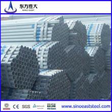 Galvanisiertes quadratisches Rohr (15 * 15-400 * 400mm)