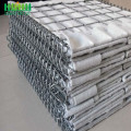 Welded+Hesco+Barriers+for+Emergency+Flood+Deployment