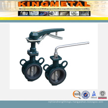 304/304L/316L Sanitary Stainless Steel Weld Butterfly Valve