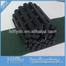 HY-60T pistas de recuperación de las pistas de agarre de los neumáticos placa de remolque de la placa pedófila del remolque del coche (certificado de PAHS)