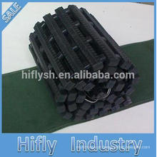 HY-60T Recuperação faixas faixas de aderência de pneus carro reboque placa pedofílica placa antiderrapante (certificado PAHS)