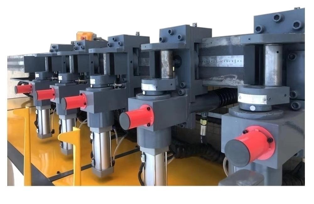 CNC Five Head Steel Bar Bending