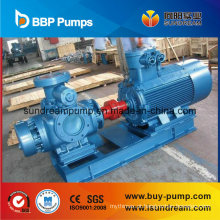 Yonjou Marca Twin & Três Screw Pump, bomba de betume, bomba de óleo bruto, Mono Screw Pump