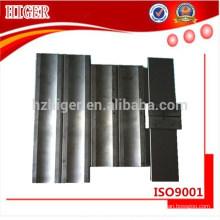 Profilés en aluminium de la série 6061 T6 et 6063