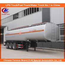 3achs Kraftstofftankwagen Auflieger Tankauflieger