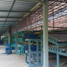 Contreplaqué de machine de séchage de rouleau de placage de machines de travail du bois