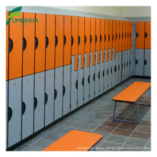 anti bacterial hospital changing room locker