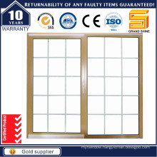 Aluminum Frame/Aluminum Frame Tempered Glass Sliding Door