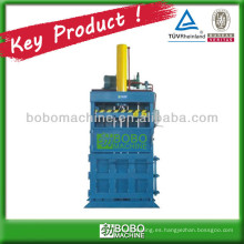 Máquina de embalaje hidráulica de material suelto