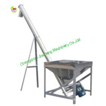 Transportador helicoidal helicoidal LS12 para la industria
