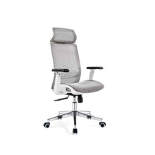 Whole-sale price adjustable headrest mesh office Chair