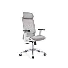 BIFMA Стандартное регулируемое сетчатое офисное кресло с подголовником