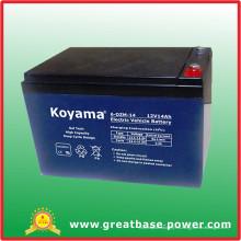 Batería de almacenamiento E-Bike de calidad superior 6-Dzm-14 (14AH 12V)