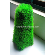Artificial tower trees for Christmas decoration