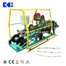 High Quality Anti Climb Fence Prison Barbed Wire Machine