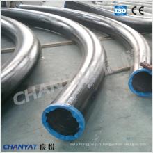 Courroie ondulée en acier allié (A234 WP11, WP12, WP22, WP5, WP9)