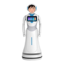 Parla robot elettronico multilingue