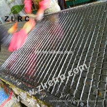 Máquina de FRP para hacer la hoja de resina de fibra de vidrio del panel de rejilla de FRP