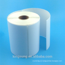 "Vinilo adhesivo 4 ""x 6"" 2844 Eltron Direct Thermal Shipping 250 etiquetas"