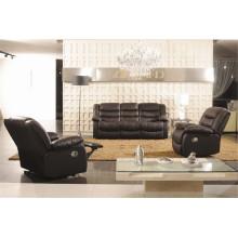 Elektrisch verstellbares Sofa USA L & P Mechanismus Sofa Daunen Sofa (C874 #)