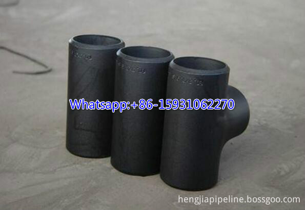 CS fittings pipe tee