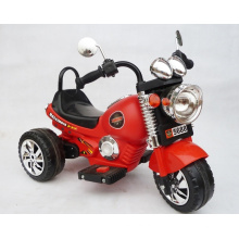 La moto de New Harley pour enfants / rouge et jaune