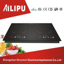2017 neue Produkt Restaurant Ausrüstung Touchscreen Elektrische Kochplatte