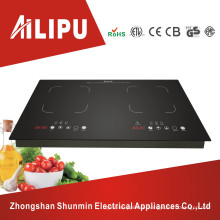 2017 New Product Restaurant Equipment Touch Screen Electric Hot Plate