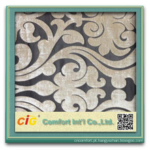 mais recente novo design grosso tecido de chenille de microfiber tecido de poliéster