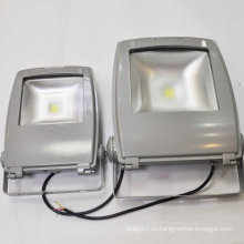Высокая мощность AC 85-265V 50-60Hz 50,000hours CE & ROHS Наружный IP65 водонепроницаемый 5000lm DMX управления RGB LED Flood Light 50W