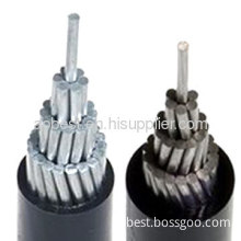 Xlpe Power Cable Type Rhh Or Rhw-2 Vw-1 Aluminum Conductor 2kv
