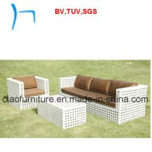 F- Outdoor Rattan Furniture Patio Wicker Garden Sofa (4014)