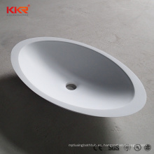 Fregadero del lavabo del lavabo del gabinete de la esquina del cuarto de baño portátil